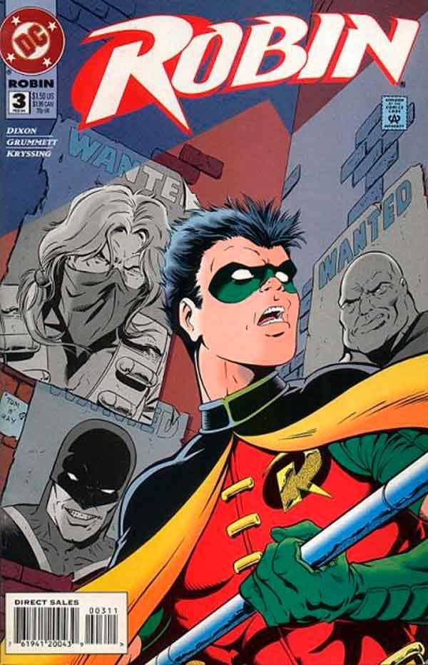 Robin Vol 2 #3 / Робин Том 2 #3 скачать/читать онлайн