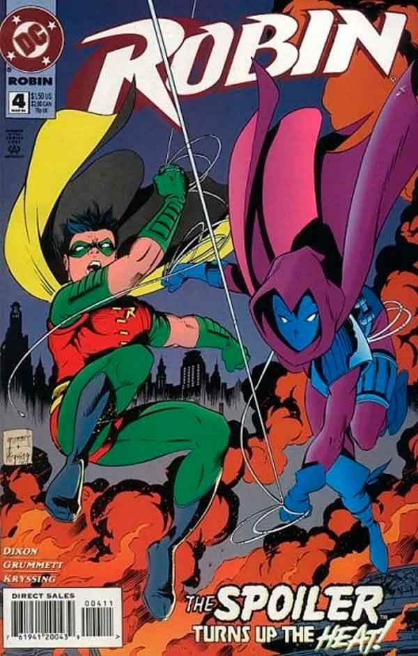 Robin Vol 2 #4 / Робин Том 2 #4 скачать/читать онлайн