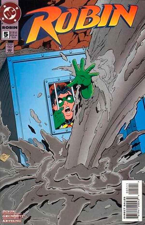 Robin Vol 2 #5 / Робин Том 2 #5 скачать/читать онлайн