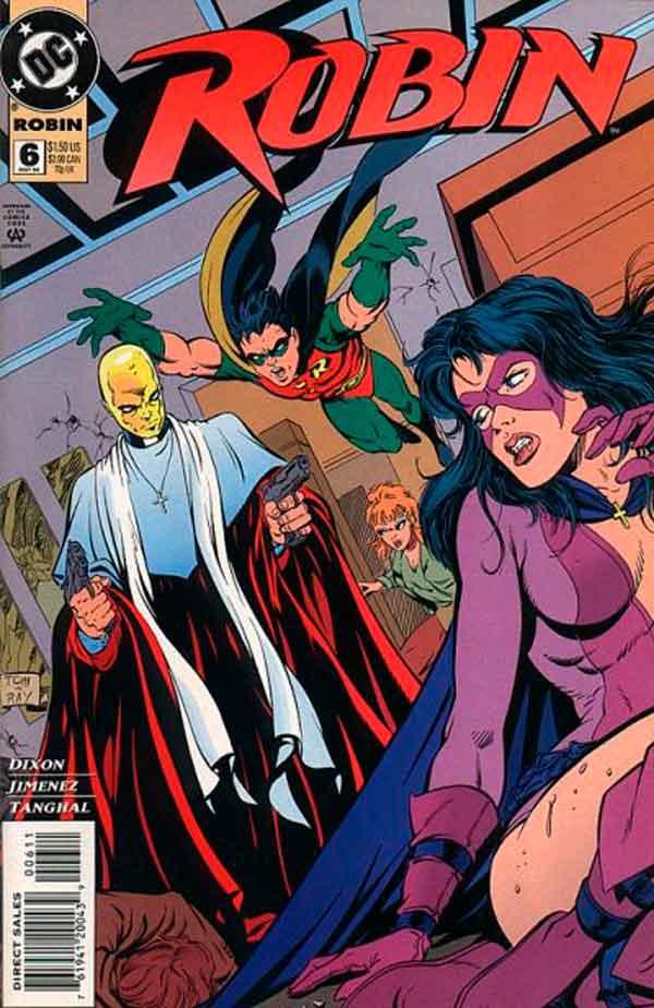 Robin Vol 2 #6 / Робин Том 2 #6 скачать/читать онлайн