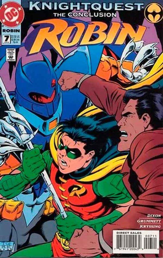 Robin Vol 2 #7 / Робин Том 2 #7 скачать/читать онлайн