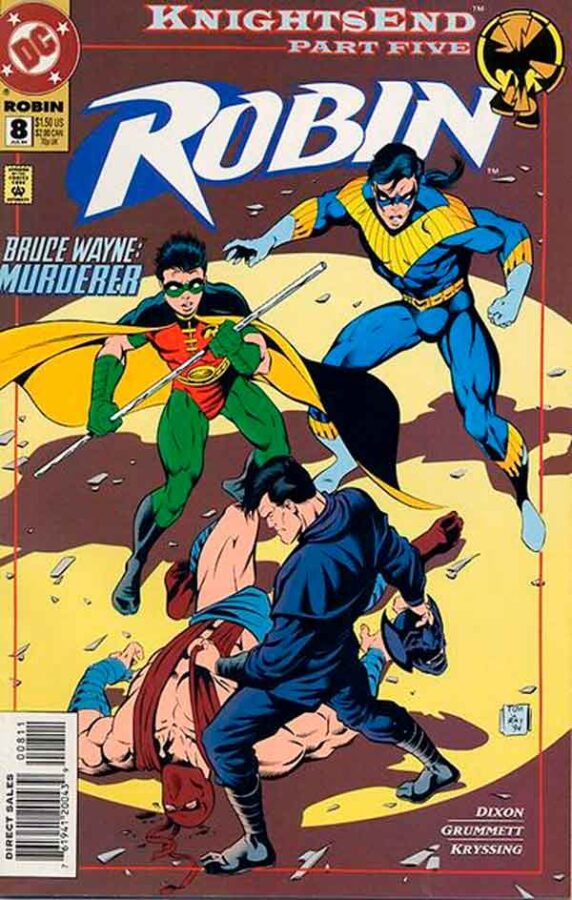 Robin Vol 2 #8 / Робин Том 2 #8 скачать/читать онлайн