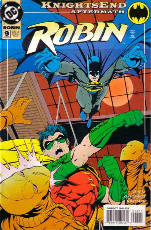 Robin Vol 2 #9 / Робин Том 2 #9 скачать/читать онлайн