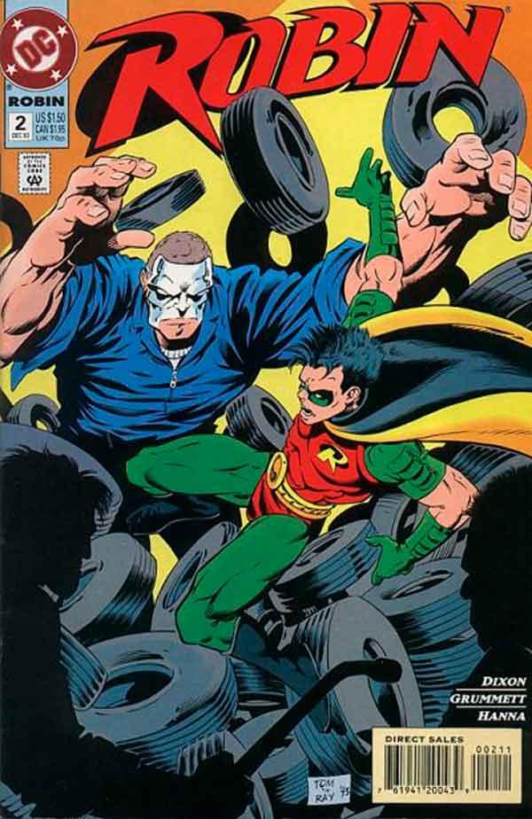 Robin Vol 4 #2 / Робин Том 4 #2 скачать/читать онлайн