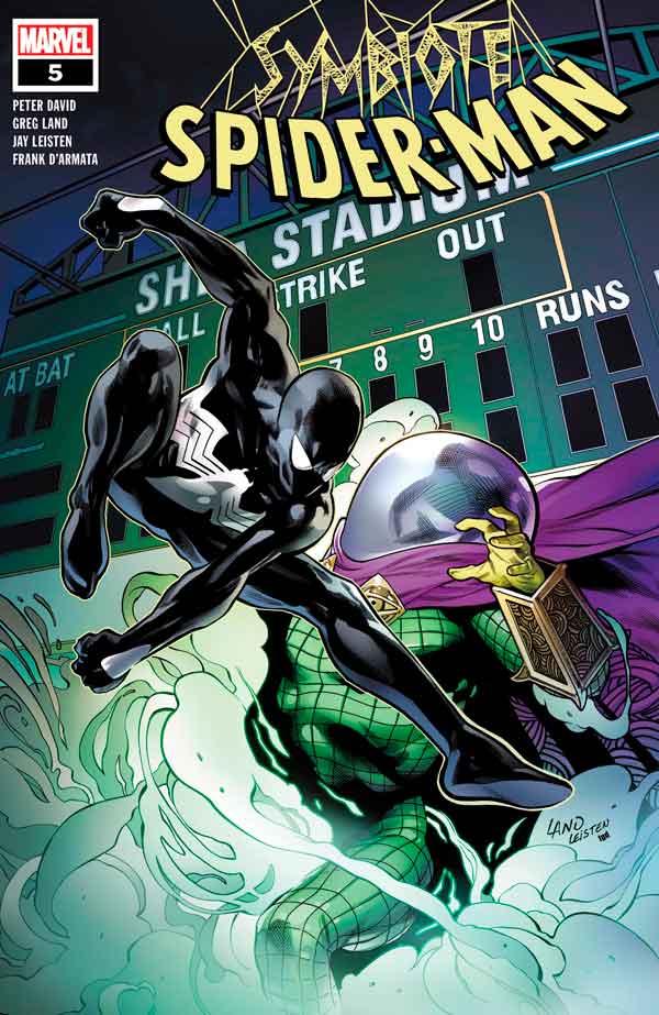 Symbiote Spider-Man #5, Симбиот Человек Паук #5 Том 1 читать комиксы онлайн