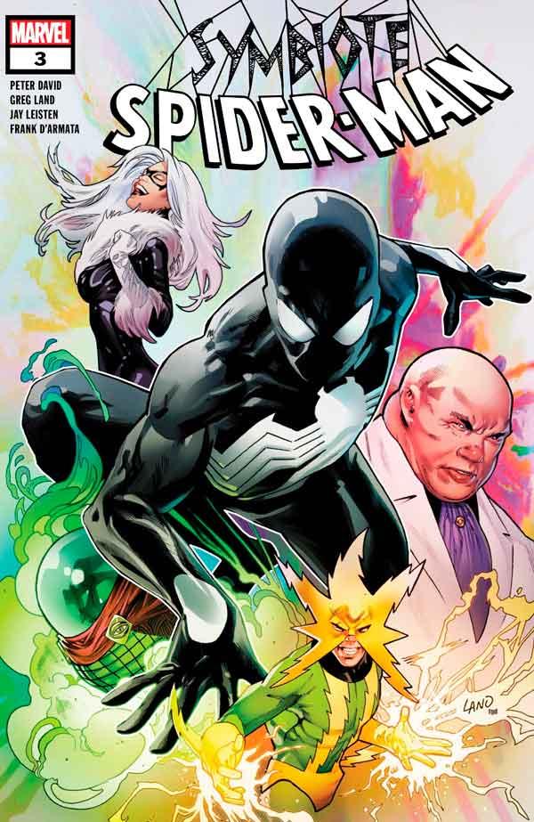 Symbiote Spider-Man #3 комиксы онлайн, Человек-Паук Симбиот Том 1 комиксы онлайн