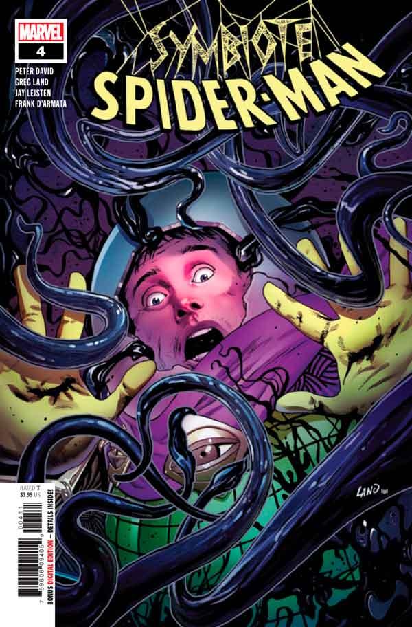 Symbiote Spider-Man #4 комиксы онлайн, Человек-Паук Симбиот Том 1 комиксы онлайн