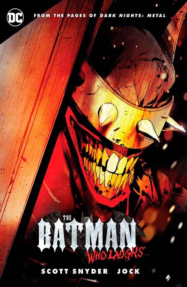 Читать комиксы Бэтмен, который смеется #1 онлай, комиксы Бэтмен