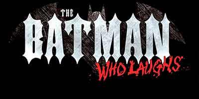 Читать комиксы Бэтмен, который смеется онлай, комиксы Бэтмен