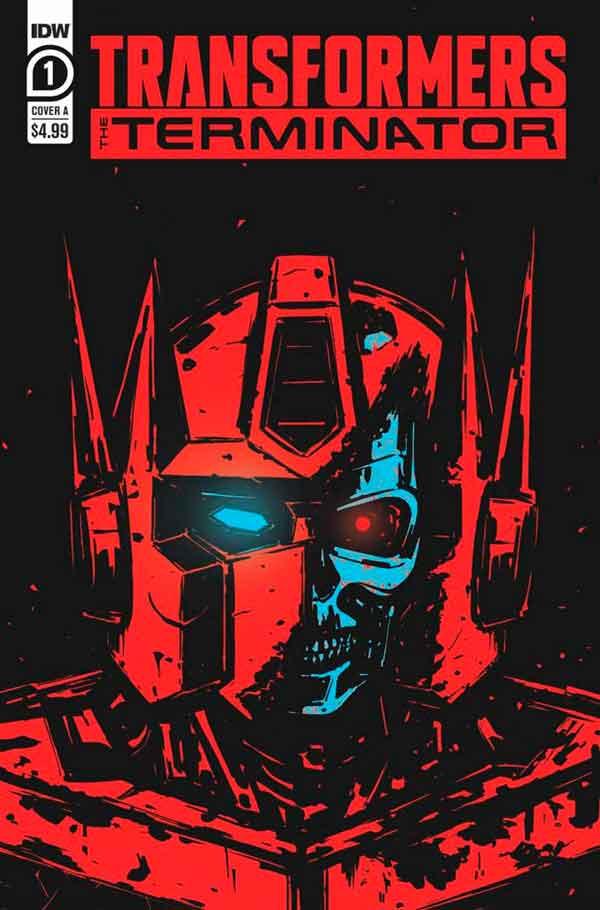Transformers vs. the Terminator #1 Трансформеры против Терминатора #1 скачать/читать онлайн