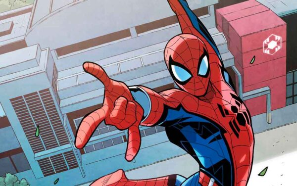 Web of Spider-Man комиксы онлайн, новые комиксы про Человека Паука