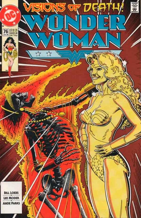 Wonder Woman #76 Vol 2 Чудо-Женщина #76 Том 2 скачать/читать онлайн