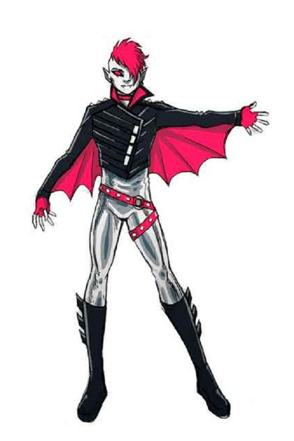 B-Negative, Би-негатив, персонажи комиксов марвел