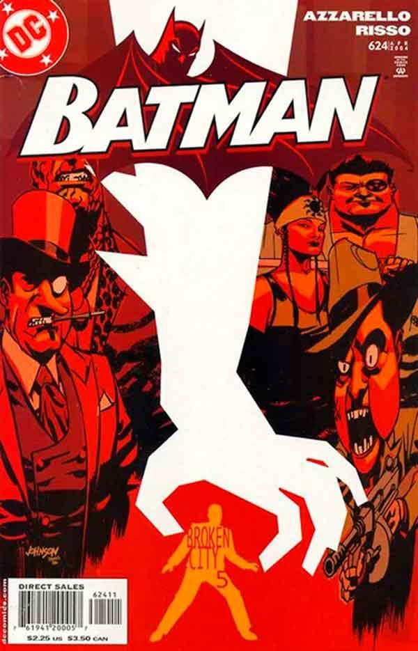 Batman #624 Vol 1 / Бэтмен #624 Том 1 скачать/читать онлайн