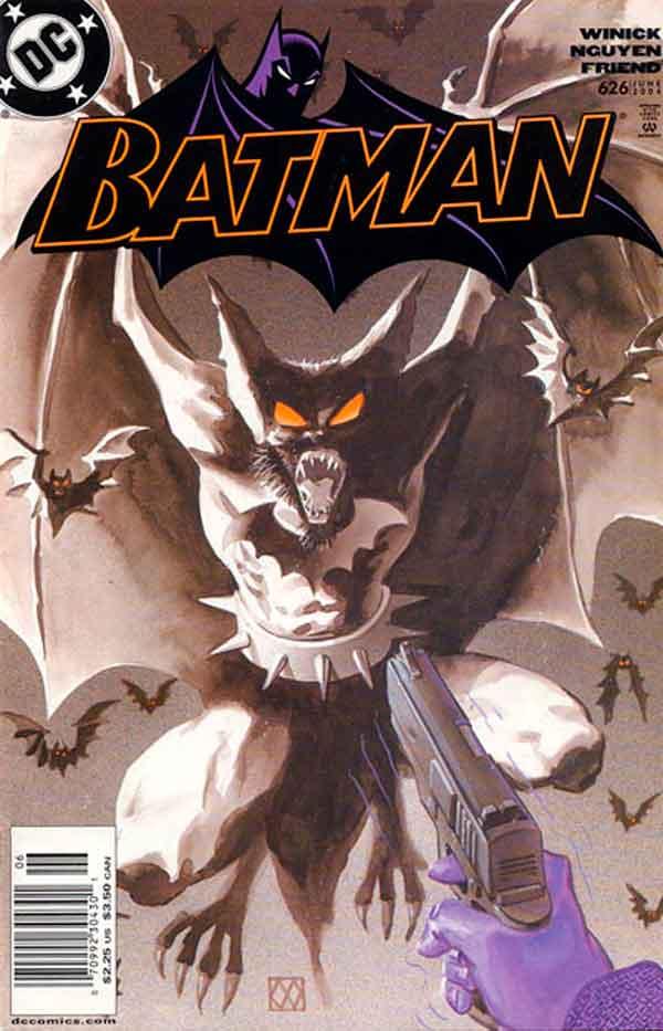 Batman #626 Vol 1 / Бэтмен #626 Том 1 скачать/читать онлайн