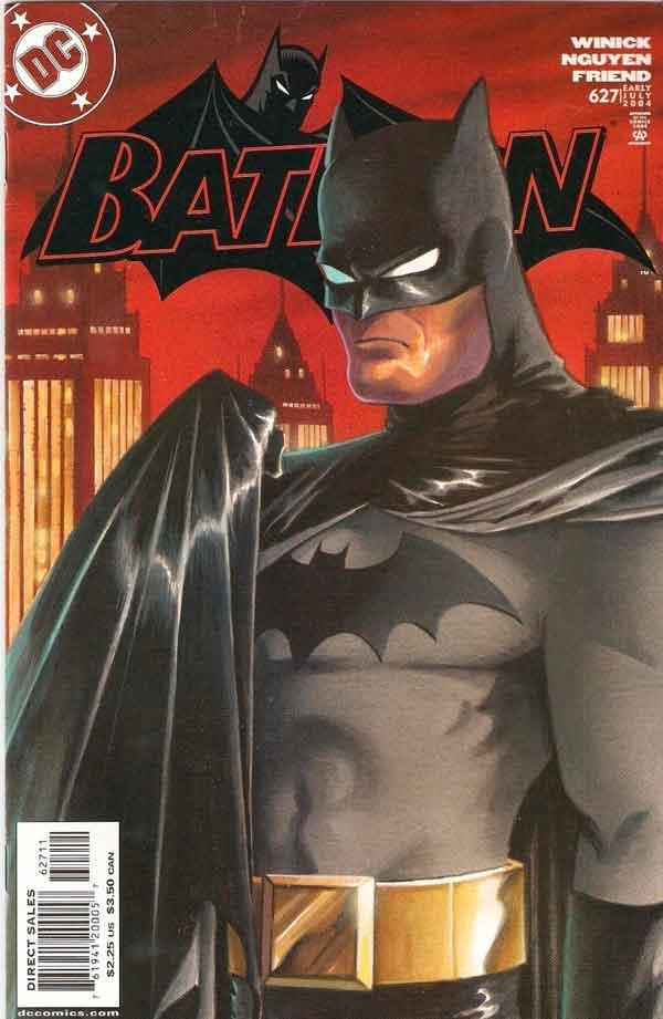 Batman #627 Vol 1 / Бэтмен #627 Том 1 скачать/читать онлайн