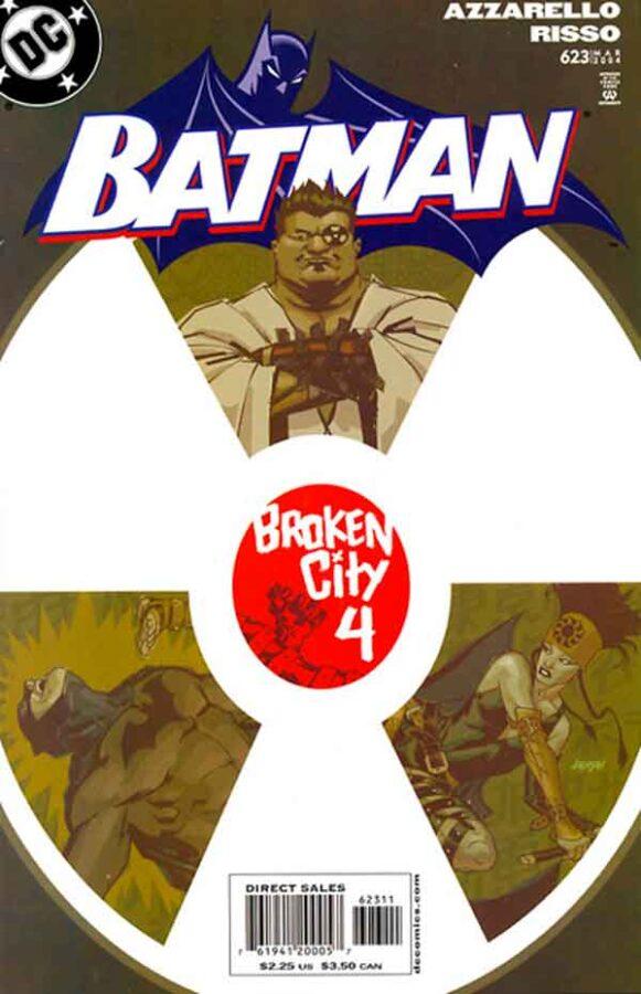 Batman #623 Vol 1 / Бэтмен #623 Том 1 скачать/читать онлайн