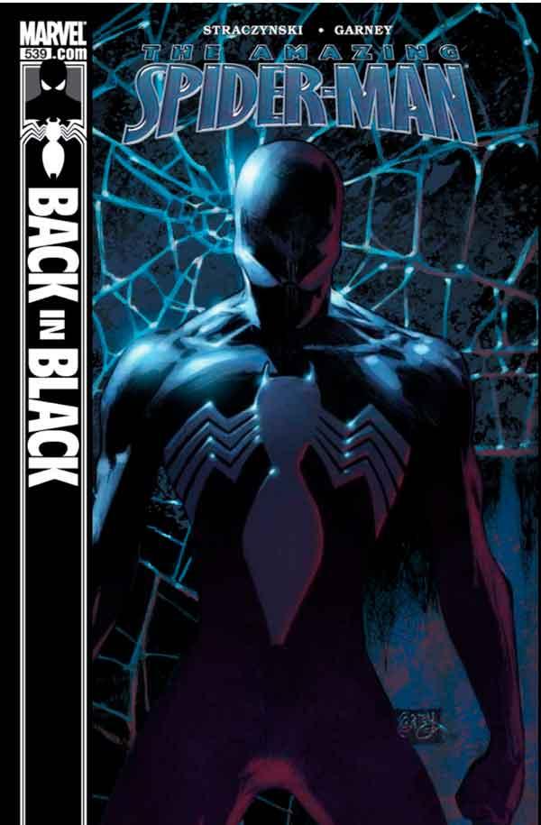 Amazing Spider-Man Vol 1 #539 Удивительный Человек Паук Том 1 #539 читать скачать комиксы онлайн