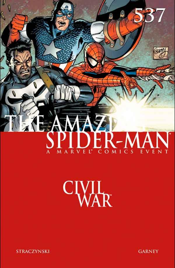 Amazing Spider-Man Vol 1 #537 Удивительный Человек Паук Том 1 #537 читать скачать комиксы онлайн