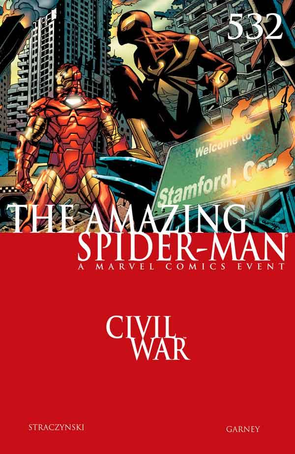 Amazing Spider-Man Vol 1 #532 Удивительный Человек Паук Том 1 #532 читать скачать комиксы онлайн