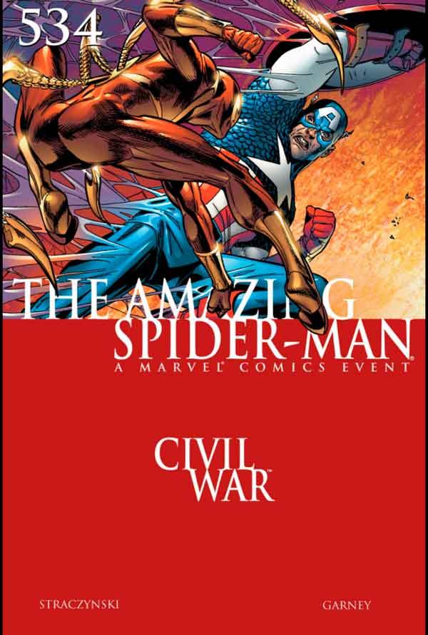 Amazing Spider-Man Vol 1 #534 Удивительный Человек Паук Том 1 #534 читать скачать комиксы онлайн