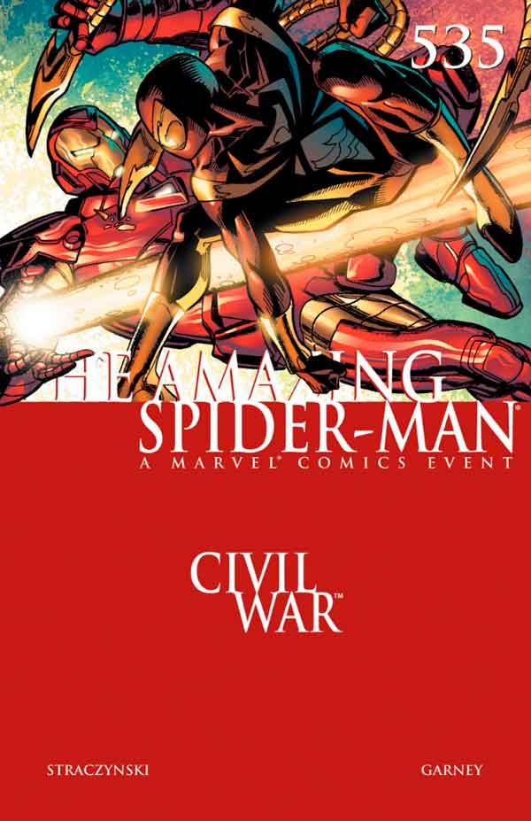 Amazing Spider-Man Vol 1 #535 Удивительный Человек Паук Том 1 #535 читать скачать комиксы онлайн