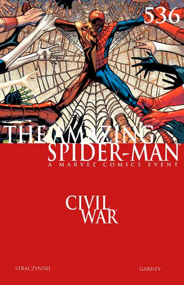 Amazing Spider-Man Vol 1 #536 Удивительный Человек Паук Том 1 #536 читать скачать комиксы онлайн