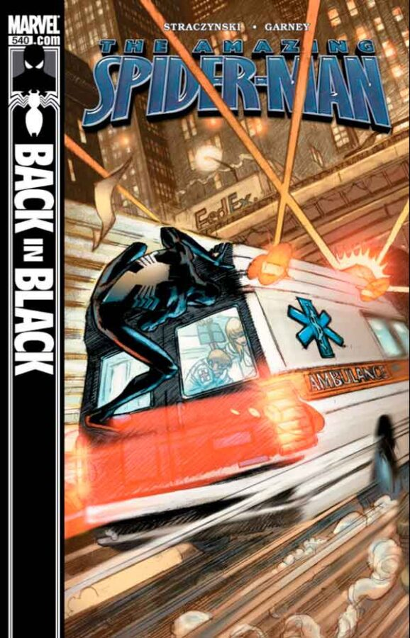 Amazing Spider-Man Vol 1 #540 Удивительный Человек Паук Том 1 #540 читать скачать комиксы онлайн
