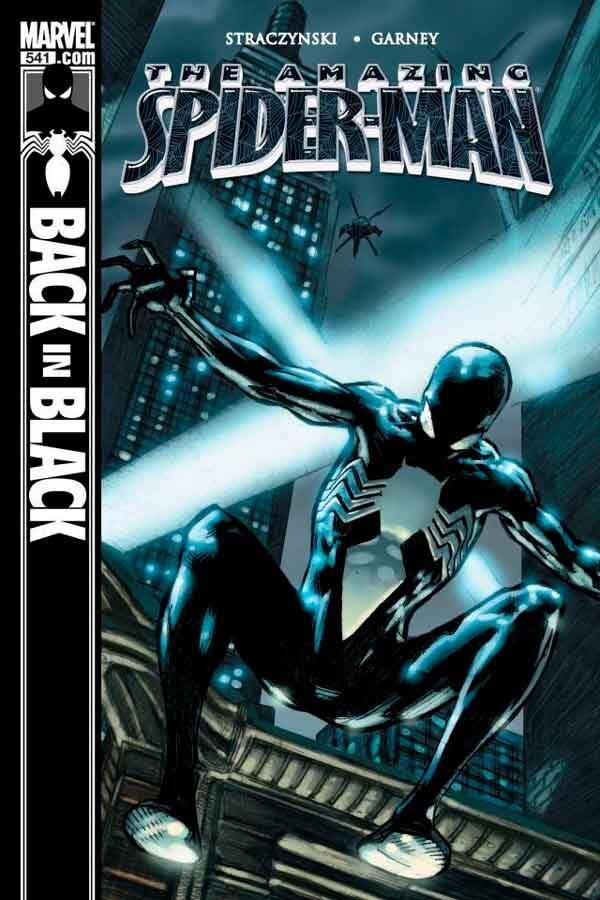 Amazing Spider-Man Vol 1 #541 Удивительный Человек Паук Том 1 #541 читать скачать комиксы онлайн