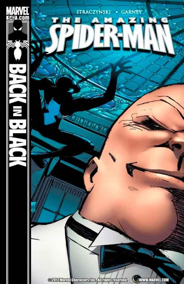 Amazing Spider-Man Vol 1 #542 Удивительный Человек Паук Том 1 #542 читать скачать комиксы онлайн