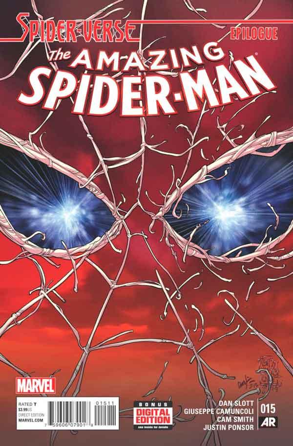 Удивительный Человек Паук Том 3 #15 Amazing Spider-Man Vol 3 #15 читать скачать комиксы