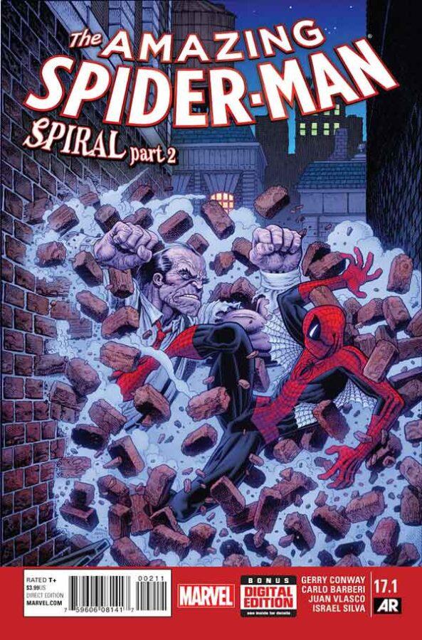 Удивительный Человек Паук Том 3 #17.1 Amazing Spider-Man Vol 3 #17.1 читать скачать комиксы