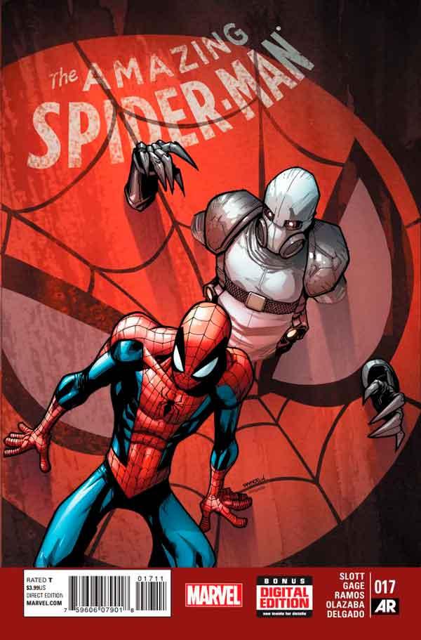 Удивительный Человек Паук Том 3 #17 Amazing Spider-Man Vol 3 #17 читать скачать комиксы