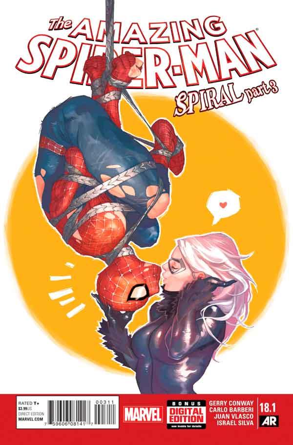 Удивительный Человек Паук Том 3 #18.1 Amazing Spider-Man Vol 3 #18.1 читать скачать комиксы