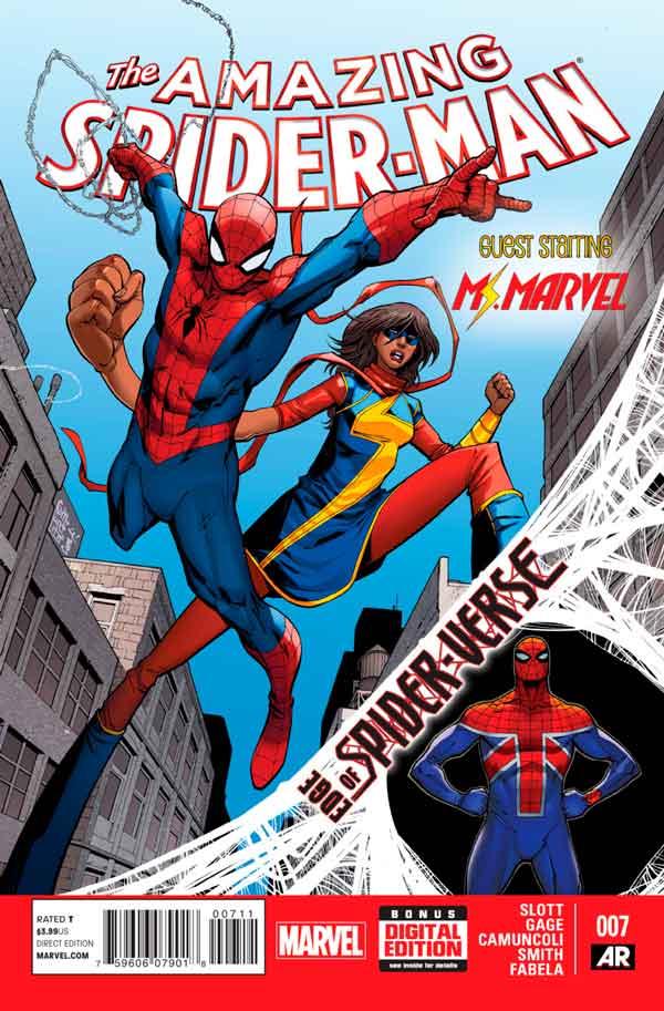 Удивительный Человек Паук Том 3 #7 Amazing Spider-Man Vol 3 #7 читать скачать комиксы