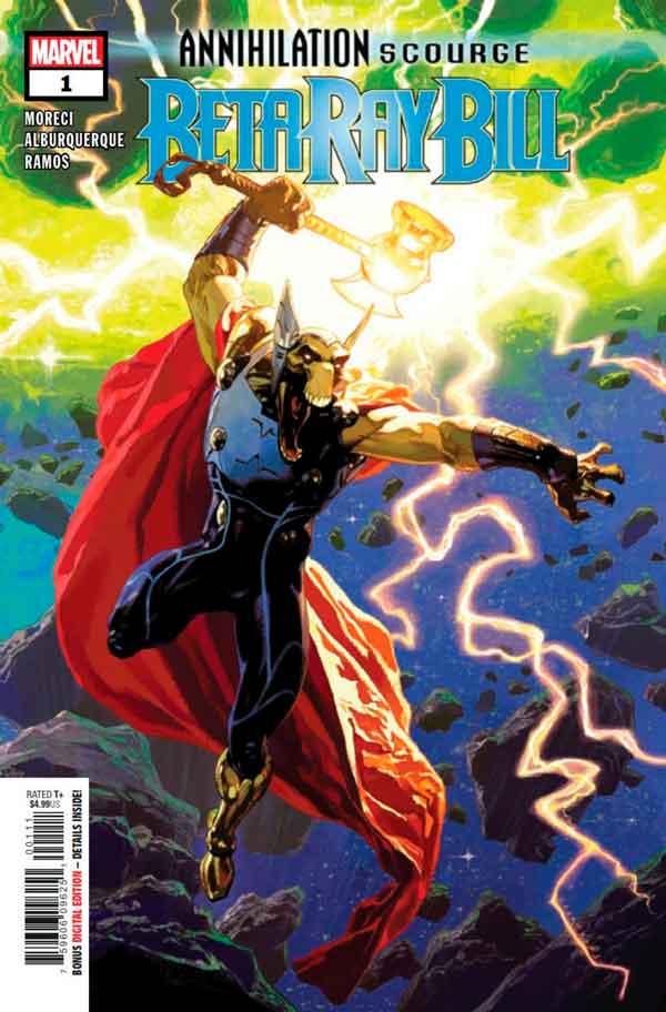 Аннигиляция — Чума: Бета Рэй Билл Том 1 #1 Annihilation - Scourge: Beta Ray Bill #1 читать скачать комиксы онлайн