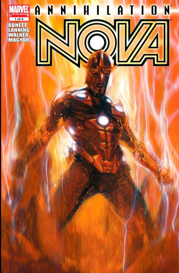 Annihilation: Nova Vol 1 #1 Аннигиляция Нова Том 1 #1 читать скачать комиксы онлайн