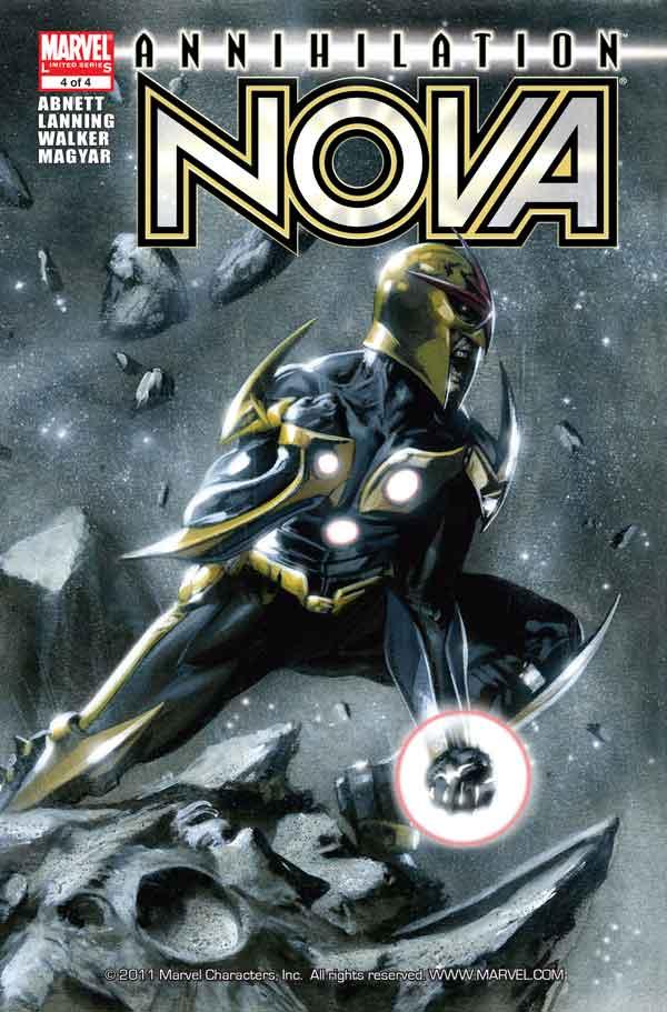 Annihilation: Nova Vol 1 #4 Аннигиляция Нова Том 1 #4 читать скачать комиксы онлайн