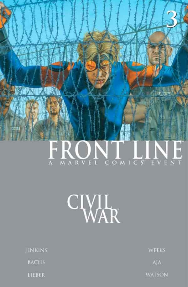 Civil War: Front Line Vol 1 #3 Гражданская Война Линия Фронта Том 1 #3 читать скачать комиксы онлайн
