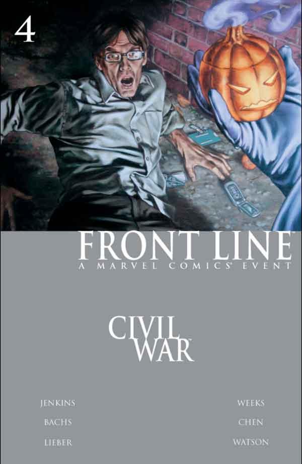 Civil War: Front Line Vol 1 #4 Гражданская Война Линия Фронта Том 1 #4 читать скачать комиксы онлайн