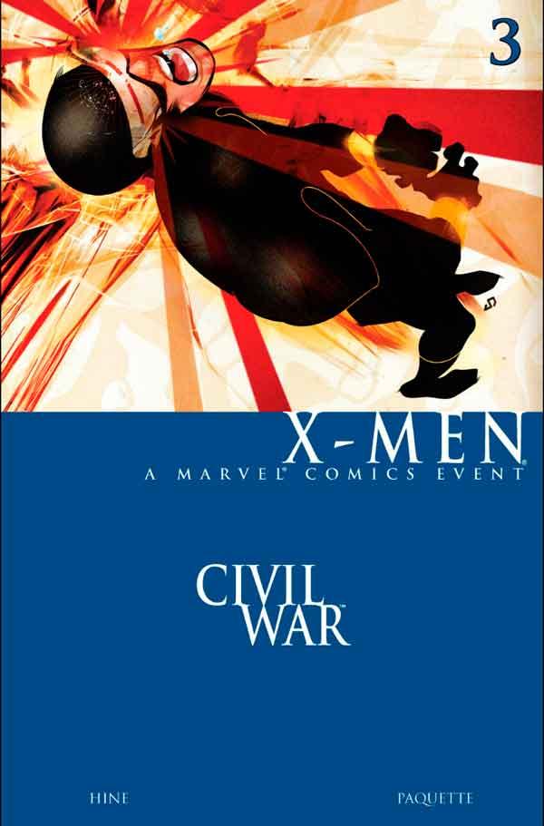 Civil War: X-Men Vol 1 #3 Гражданская Война Люди-Икс Том 1 #3 читать скачать комиксы онлайн