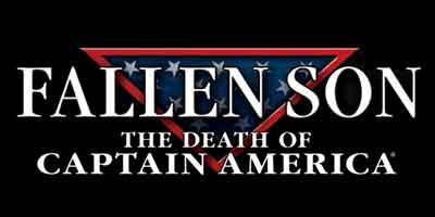 Fallen Son The Death of Captain America Павший сын: Смерть Капитана Америки скачать/читать комиксы