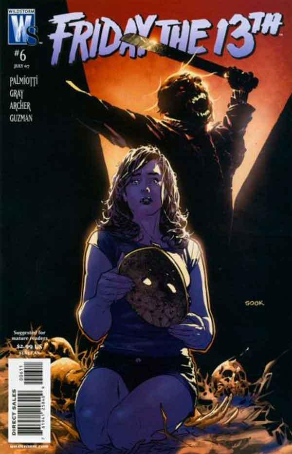 Комикс Пятница 13-е #6 Том 1 Friday, The 13th #6, Volume 1 читать скачать комиксы онлайн