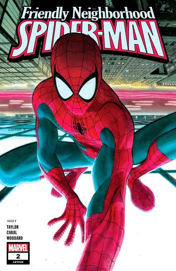 Friendly Neighborhood Spider-Man Vol 2 #2 Дружелюбный Человек-Паук Том 2 #2 читать скачать комиксы онлайн