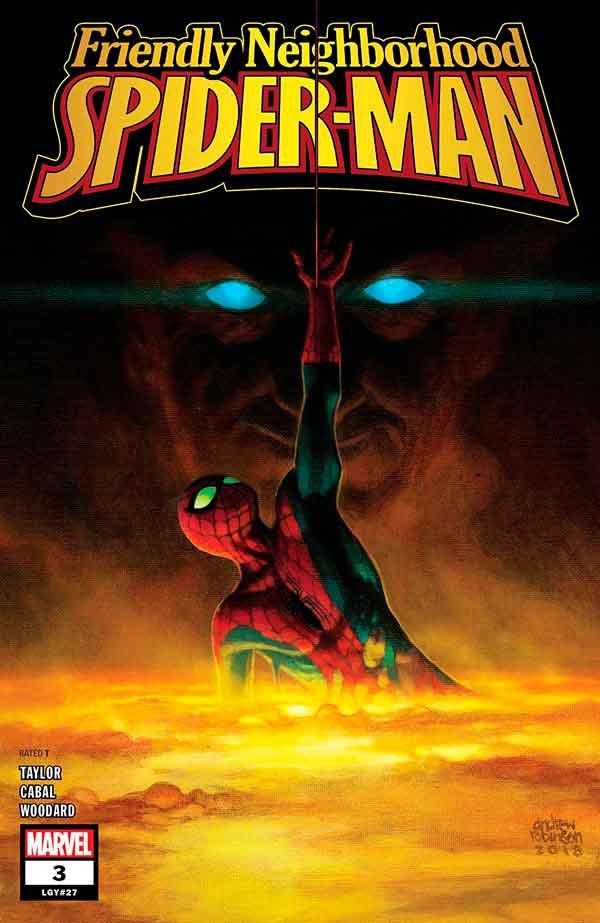 Friendly Neighborhood Spider-Man Vol 2 #3 Дружелюбный Человек-Паук Том 2 #3 читать скачать комиксы онлайн
