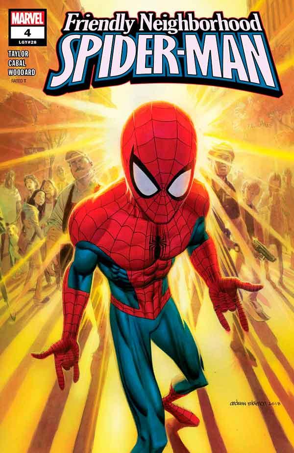 Friendly Neighborhood Spider-Man Vol 2 #4 Дружелюбный Человек-Паук Том 2 #4 читать скачать комиксы онлайн