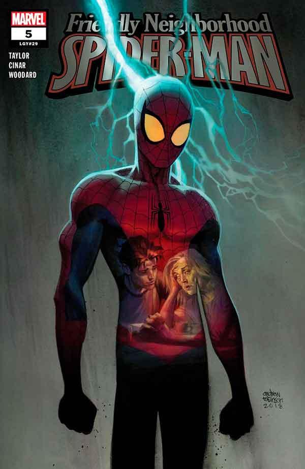Friendly Neighborhood Spider-Man Vol 2 #5 Дружелюбный Человек-Паук Том 2 #5 читать скачать комиксы онлайн