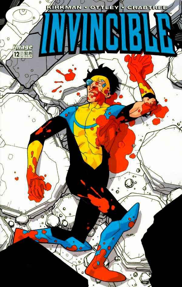 Неуязвимый (Invincible) #12 читать скачать комиксы онлайн