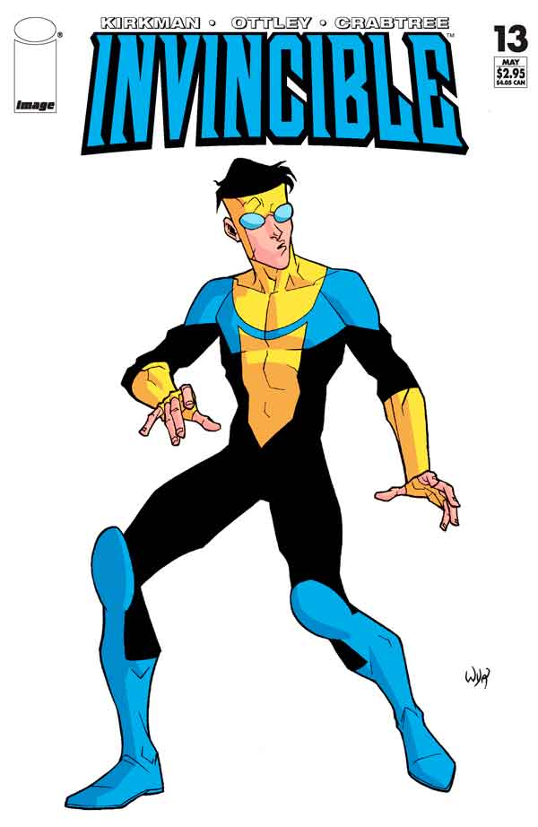 Неуязвимый (Invincible) #13 читать скачать комиксы онлайн