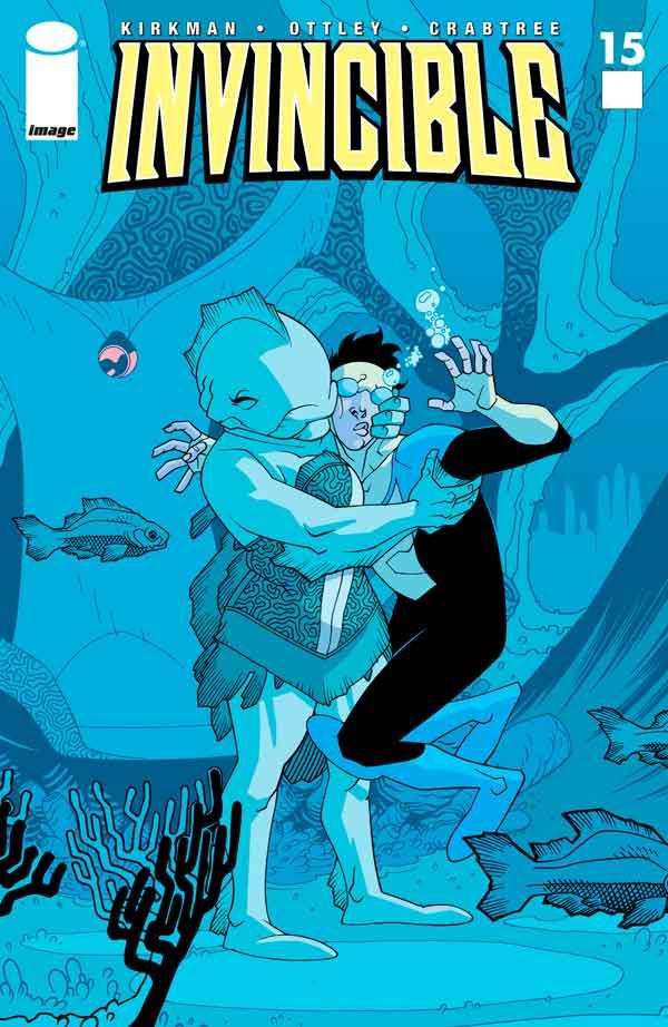 Неуязвимый (Invincible) #15 читать скачать комиксы онлайн